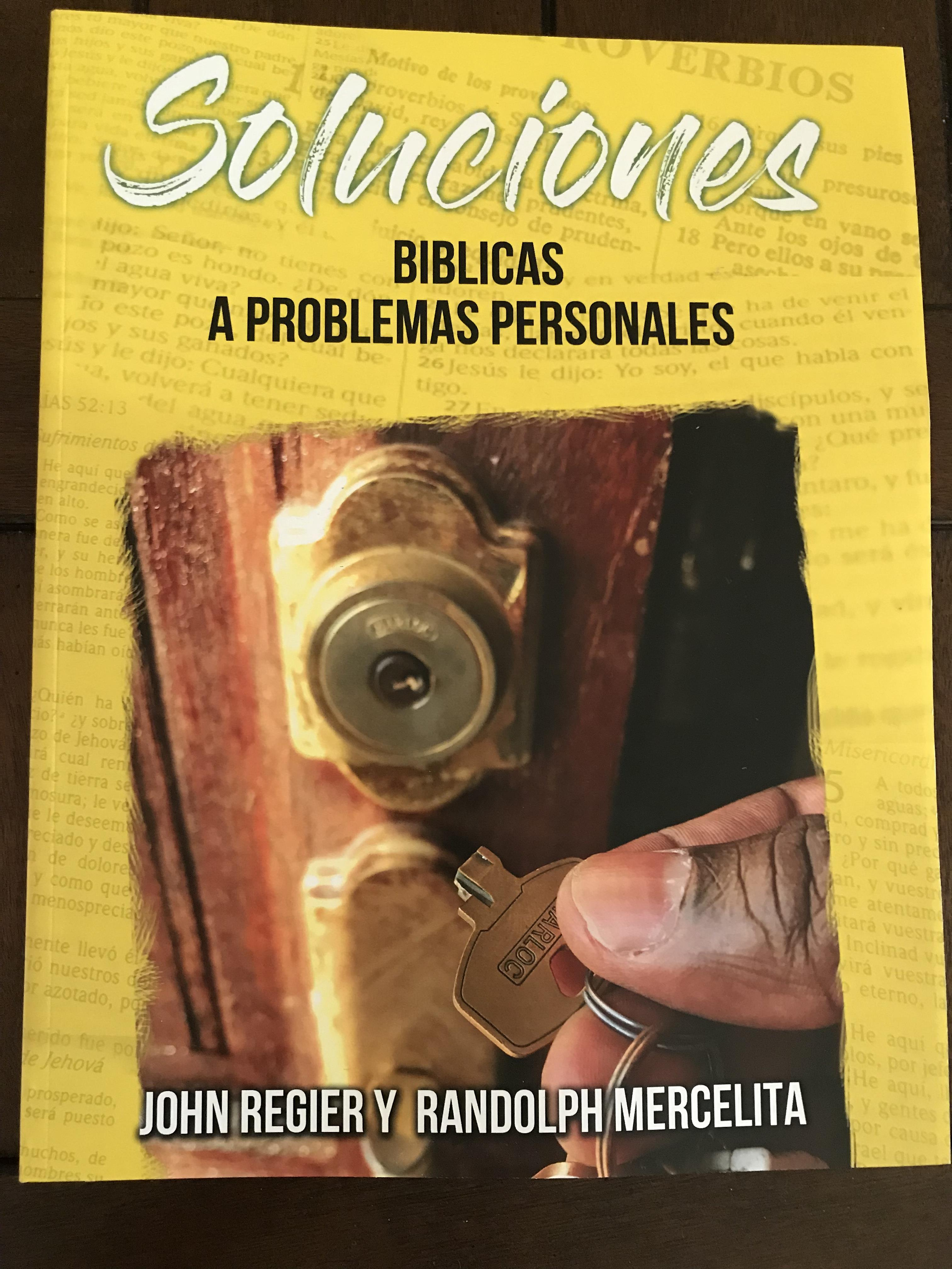 Biblical Solutions to Personal Problems Bible Study