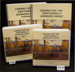 Caring for the Emotionally Damaged Heart Series
